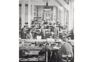 1940: Founding of the training workshop