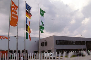 1990: Founding of STIHL Italy and Japan