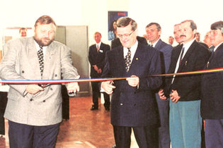 1997: Founding of STIHL Romania