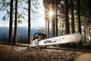 2013: STIHL MS 661 C-M: the lightest in its class